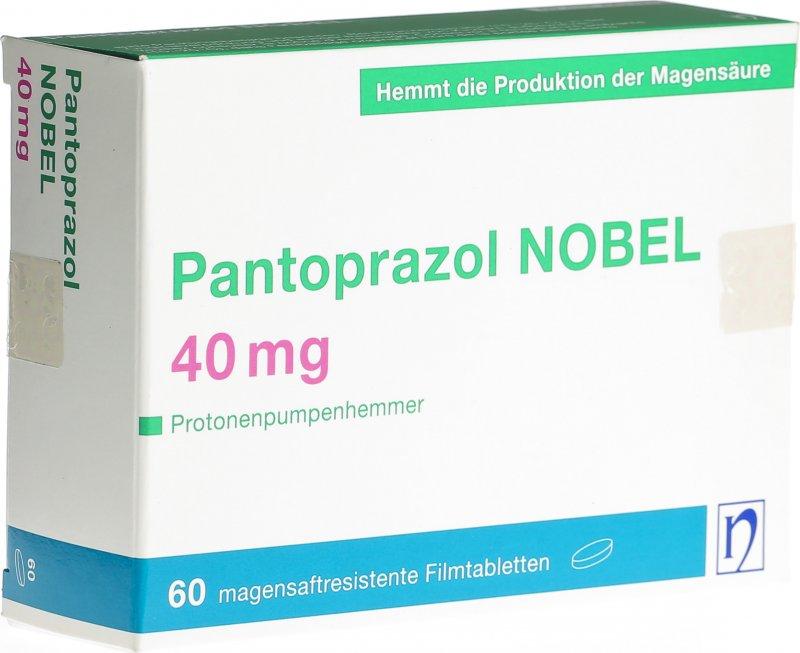 Pantoprazol Und Pille