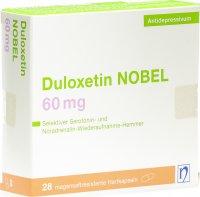 Immagine del prodotto Duloxetin Nobel Kapseln 60mg 28 Stück