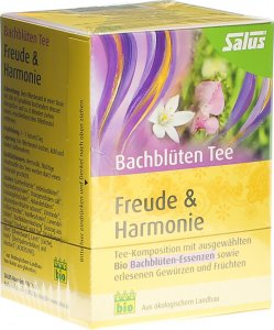 Product picture of Salus Bach flowers tea joy harmony organic 15 pieces