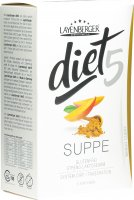 Produktbild von Layenberger Diet5 Suppe Curry-Mango 5x 50g