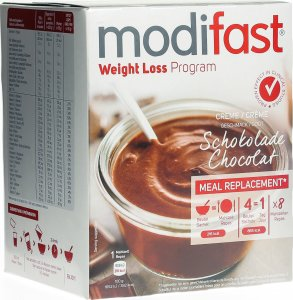 Product picture of Modifast Program cream chocolate (new) 8x 55g
