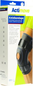 Product picture of Actimove Sport Knee Support M Adjustable Pad Stabilising Bars