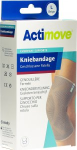 Product picture of Actimove Everyday Support Knee Brace L Closed Patella