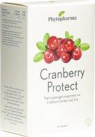 Image du produit Phytopharma Cranberry Protect Kapseln 60 Stück