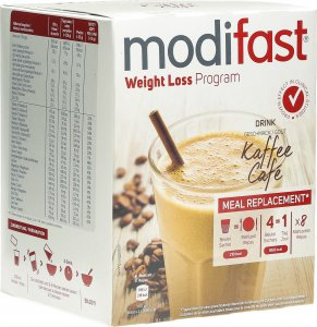 Product picture of Modifast Programme drink coffee 8x 55g