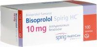 Immagine del prodotto Bisoprolol Spirig HC Tabletten 10mg 100 Stück