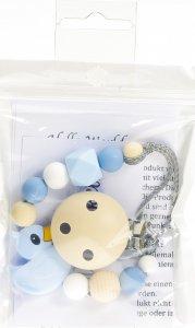 Immagine del prodotto Nuggi wonder chain duck light blue