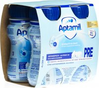 Product picture of Milupa Aptamil Pre with Pronutra-ADVANCE Ready-To-Drink 4x 200ml