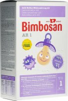 Image du produit Bimbosan Anti-Reflux 1 Formule Infantile sans Huile de Palme 400g