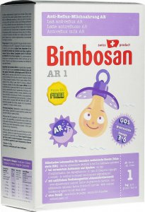 Product picture of Bimbosan Anti-Reflux 1 Infant Formula Without Palm Oil 400g