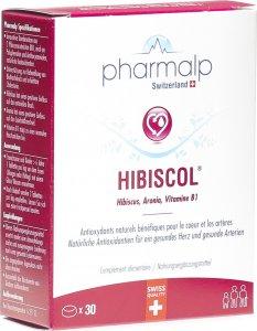 Immagine del prodotto Pharmalp Hibiscol compresse 30 capsule