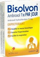 Immagine del prodotto Bisolvon Ambroxol 1xtaeglich Retard Kapseln 75mg 10 Stück