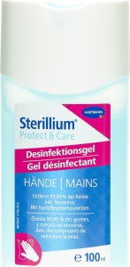 Product picture of Sterillium Protect & Care Gel bottle 100ml