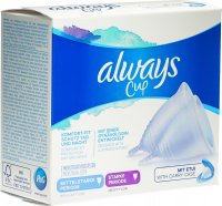 Product picture of Always Cup Medium & Strong Period Combi 2 pieces