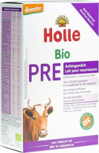 Product picture of Holle Organic Starter Milk PRE 400g