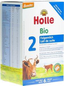 Immagine del prodotto Holle Organic Follow-on Milk 2 600g