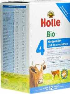 Immagine del prodotto Holle Latte per Bambini Biologico 4 600g
