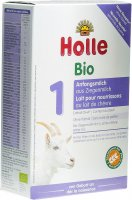 Product picture of Holle Organic Starter Milk 1 Goat's Milk 400g