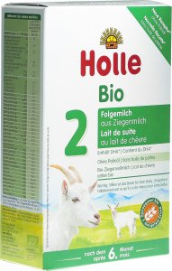 Product picture of Holle Organic Follow-on Milk 2 Goat's Milk 400g