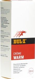 Immagine del prodotto Dul-x Creme Warm (neu) Tube 200ml