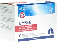 Immagine del prodotto Emser soluzione per inalazione 20 fiale 5ml