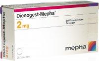 Immagine del prodotto Dienogest Mepha Tabletten 2mg 28 Stück