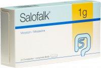 Immagine del prodotto Salofalk Filmtabletten 1g 20 Stück