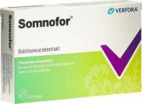 Immagine del prodotto Somnofor Dragees 600mg 30 Stück
