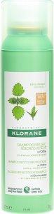 Immagine del prodotto Klorane Shampoo secco all'ortica spray colorato 150ml