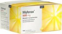 Immagine del prodotto Myfenax Filmtabletten 500mg 150 Stück