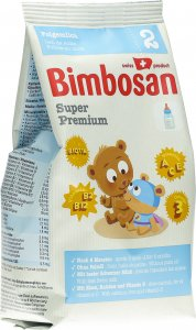 Product picture of Bimbosan Super Premium 2 Follow-On Milk Refill 400g