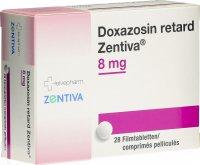 Immagine del prodotto Doxazosin Retard Zentiva Retard Filmtabletten 8mg 28 Stück