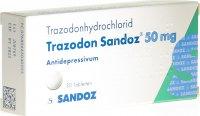Immagine del prodotto Trazodon Sandoz Tabletten 50mg 30 Stück