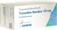 Immagine del prodotto Trazodon Sandoz Tabletten 50mg 100 Stück