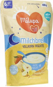 Product picture of Milupa Goodnight Wholegrain Fruit