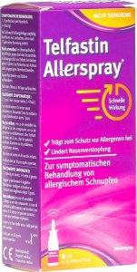 Immagine del prodotto Telfastin Allerspray Nasal Spray flacone da 15ml