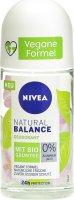 Image du produit Nivea Deo Balance Roll On Green Tea Fem 50ml