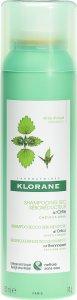 Immagine del prodotto Klorane shampoo secco all'ortica spray 150ml