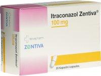 Immagine del prodotto Itraconazol Zentiva Kapseln 100mg 30 Stück