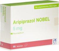Immagine del prodotto Aripiprazol Nobel Tabletten 5mg 98 Stück