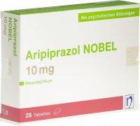 Immagine del prodotto Aripiprazol Nobel Tabletten 10mg 28 Stück