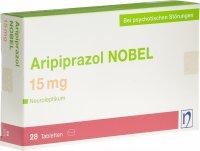 Immagine del prodotto Aripiprazol Nobel Tabletten 15mg 28 Stück