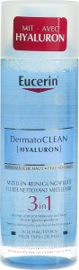 Product picture of Eucerin Dermatoclean 3in1 Micelle Cleansing Fluid 200ml