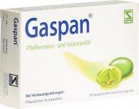 Immagine del prodotto Gaspan Kapseln Magensaftresistent 28 Stück