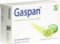 Immagine del prodotto Gaspan Kapseln Magensaftresistent 42 Stück