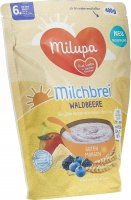 Immagine del prodotto Milupa Bio Good Morning Frutti di Bosco Porridge di Latte dai 6 mesi 400g