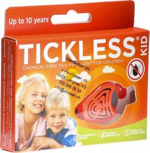 Immagine del prodotto Tickless Repellente per Zecche Bambini Orancione