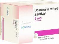 Immagine del prodotto Doxazosin Retard Zentiva Retard Filmtabletten 8mg 98 Stück