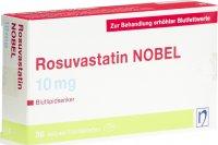 Immagine del prodotto Rosuvastatin Nobel Filmtabletten 10mg 30 Stück