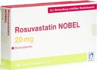 Immagine del prodotto Rosuvastatin Nobel Filmtabletten 20mg 30 Stück